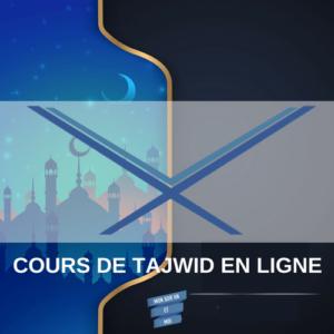 Cours de Tajwid en ligne paiement intégral